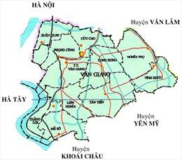 Lập Quy hoạch chung đô thị Văn Giang, Hưng Yên