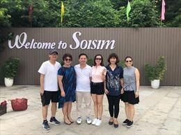 Quảng Ninh tạm dừng hoạt động bãi tắm Soi Sim trên vịnh Hạ Long