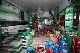 Động đất mạnh cường độ 5,6 tại Tứ Xuyên, Trung Quốc