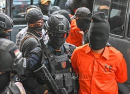 Thủ lĩnh nhóm khủng bố khét tiếng ở Indonesia sa lưới