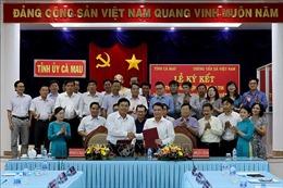 TTXVN ký kết hợp tác thông tin với UBND tỉnh Cà Mau