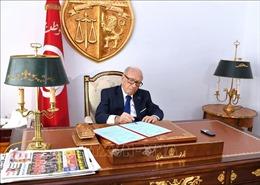 Tổng thống Tunisia ký sắc lệnh về tổng tuyển cử