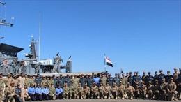 Ai Cập, Mỹ và UAE tập trận chung tại Biển Đỏ
