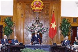 Thủ tướng làm việc với Hội đồng đánh giá trạng thái thi hài Chủ tịch Hồ Chí Minh