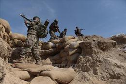 Phiến quân Taliban trả tự do cho 40 nhân viên an ninh Afghanistan