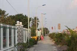 Xây dựng, kinh doanh kết cấu hạ tầng Khu công nghiệp thị trấn Thủ Thừa