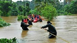 95 người thiệt mạng do mưa lũ hoành hành tại Ấn Độ