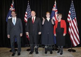 Giới chức Australia, Mỹ, Nhật Bản quan ngại về hành vi của Trung Quốc ở Biển Đông