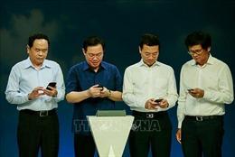 Phó Thủ tướng Vương Đình Huệ phát động đợt nhắn tin ủng hộ vì người nghèo