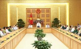 Phó Thủ tướng Vũ Đức Đam tiếp Đoàn người có công tỉnh An Giang