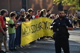 Giao thông tại Washington DC tê liệt do biểu tình chống biến đổi khí hậu