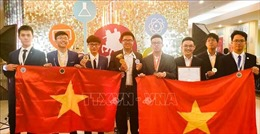 Việt Nam đạt 8 huy chương ngay lần đầu tham dự Cuộc thi Olympic Quốc tế Moscow