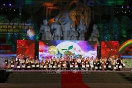Khai mạc Đêm hội Thành Tuyên năm 2019