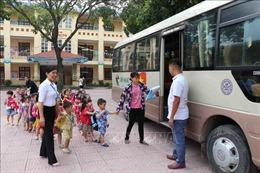 Bộ GTVT nêu rõ những quy định về tiêu chuẩn xe đưa đón học sinh
