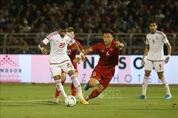 Giao hữu bóng đá quốc tế: U22 Việt Nam - U 22 UAE bất phân thắng bại
