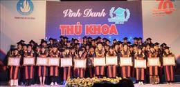 Thành phố Hồ Chí Minh vinh danh 66 thủ khoa năm 2019