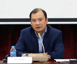 Ông Lê Hải Bình làm Phó Trưởng ban chuyên trách Ban Chỉ đạo Công tác thông tin đối ngoại