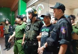 Hàng trăm cảnh sát bao vây nhóm đối tượng khống chế giám đốc bệnh viện