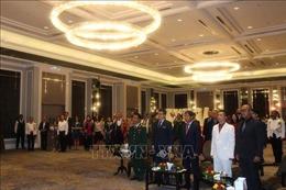 Kỷ niệm trọng thể 75 năm Ngày thành lập Quân đội Nhân dân Việt Nam tại Malaysia