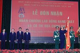 Thủ tướng dự Lễ kỷ niệm 70 năm truyền thống của Học viện Chính trị khu vực III