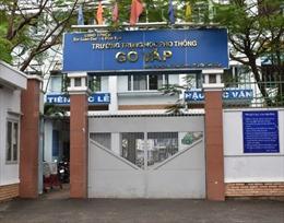 Rút kinh nghiệm công tác bảo mật đề kiểm tra học kỳ tại TP Hồ Chí Minh