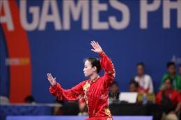 Việt Nam giành huy chương đầu tiên tại SEA Games 30