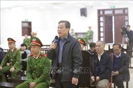 Bị cáo Nguyễn Bắc Son xin lỗi vì đã nhất thời không vượt qua được chính mình