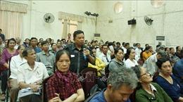Cử tri TP Hồ Chí Minh quan tâm đến các chính sách thu hồi đất, tái định cư