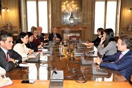 Việt Nam tăng cường hợp tác với các vùng kinh tế trọng điểm của Italy