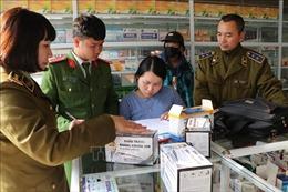 Thành lập 4 đoàn kiểm tra,xử lý hành vi nâng giá thuốc, trang thiết bị y tế
