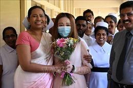 Bệnh nhân duy nhất nhiễm nCoV tại Sri Lanka được xuất viện