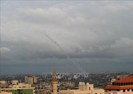 Israel cảnh báo phát động chiến tranh nếu các vụ bắn rocket từ Gaza tiếp diễn