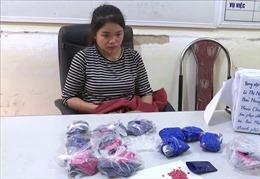 Bắt quả tang vụ vận chuyển hơn 11.000 viên ma túy tổng hợp