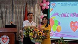 Hội Khmer-Việt Nam tại Campuchia công bố thành lập Quỹ hỗ trợ Phụ nữ Phát triển