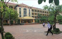 Thứ trưởng Nguyễn Hữu Độ: Trường học an toàn mới cho học sinh đi học trở lại