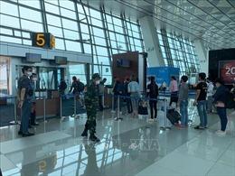 Đưa trên 100 công dân Việt Nam từ Indonesia về nước