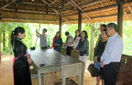 Phát huy giá trị di tích Chủ tịch Hồ Chí Minh tại ATK Định Hóa