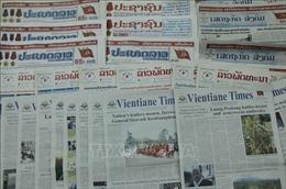 Truyền thông Lào nhấn mạnh cần bảo vệ và trân trọng quan hệ đặc biệt Lào-Việt