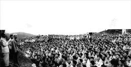 Chủ tịch Hồ Chí Minh - Người suốt đời nêu gương phấn đấu vì sự nghiệp cách mạng của Đảng và dân tộc