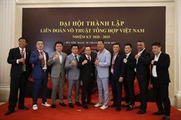 Ra mắt Liên đoàn Võ thuật tổng hợp Việt Nam