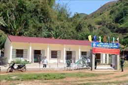 Sơn La: Chung tay tháo gỡ khó khăn cho giáo viên, học sinh vùng biên Nà Mòn