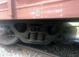Tàu trật bánh, đường sắt Bắc - Nam tạm ngừng phục vụ trong nhiều giờ