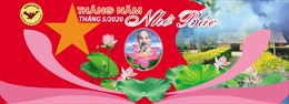 'Tháng Năm nhớ Bác' tại Làng Văn hóa -Du lịch các dân tộc Việt Nam