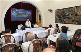 'Việt Nam phòng chống dịch COVID-19 qua ống kính nhiếp ảnh'