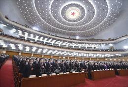 Khai mạc Kỳ họp thứ ba Quốc hội Trung Quốc Khóa XIII