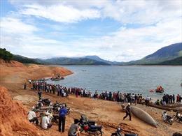 Tìm thấy thi thể học sinh bị đuối nước ở Hồ thủy điện Rào Quán, Quảng Trị