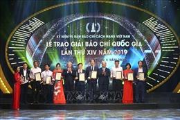 Lời cảm ơn của Hội Nhà báo Việt Nam nhân kỷ niệm 95 năm Ngày Báo chí Cách mạng