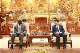 Giám đốc WB tại Việt Nam ấn tượng thành công của Hà Nội trong kiểm soát dịch COVID-19