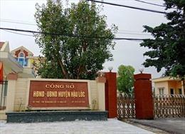Thanh Hóa: Phó Chủ tịch huyện Hậu Lộc đánh bạc tại trụ sở lúc 2 giờ sáng