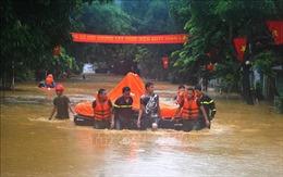 Hà Giang khẩn trương khắc phục hậu quả thiên tai, ổn định đời sống nhân dân